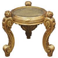 Carved Gilded Jardinière Stand c.1840