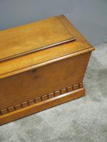Regency Mahogany Sarcophagus Shaped Wine Cooler (10 of 11)