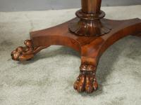 Pair of George IV Rosewood Card Tables (16 of 18)