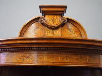 Victorian Satinwood Corner Cabinet On Stand (3 of 16)