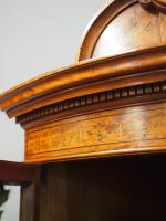 Victorian Satinwood Corner Cabinet On Stand (4 of 16)