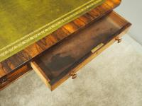 George IV Rosewood Library Table (9 of 11)