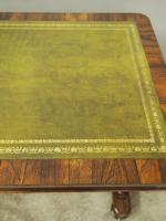 George IV Rosewood Library Table (11 of 11)