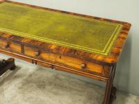 George IV Rosewood Library Table (7 of 11)
