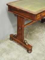 George IV Rosewood Library Table (4 of 11)