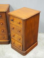 Pair of Victorian Mahogany Bedsides (9 of 11)