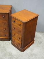 Pair of Victorian Mahogany Bedsides (10 of 11)