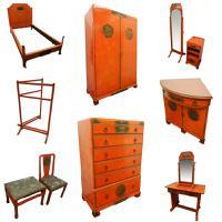 11 Piece Bedroom Suite by Whytock & Reid, Edinburgh