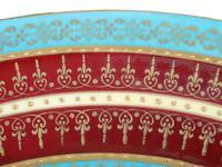 Austrian Royal Vienna Plaque (3 of 6)