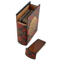 Mauchline Ware Card Box (6 of 8)