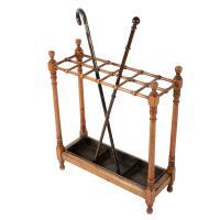 Victorian Mahogany Stick Stand