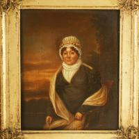 Pair of 19th Century Framed Portraits (4 of 8)