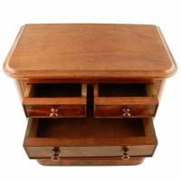 Victorian Miniature Chest of Drawers (2 of 8)