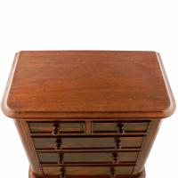 Victorian Miniature Chest of Drawers (5 of 8)