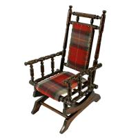 American Child's Rocking Chair (3 of 8)