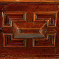 Charles II Cedar Wood Chest (7 of 8)