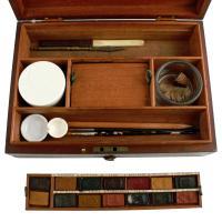 Newman's Artist's Paint Box c.1850 (6 of 8)