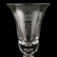 George V Coronation Coin Goblet (2 of 8)