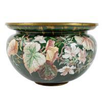 Large Clement Massier Pottery Jardinière (2 of 8)