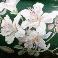 Large Clement Massier Pottery Jardinière (6 of 8)
