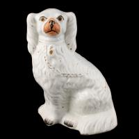Pair of Victorian Staffordshire Dogs (4 of 7)