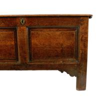 18th Century Oak Dower Chest (8 of 8)