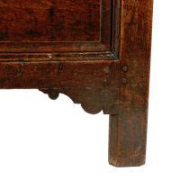 18th Century Oak Dower Chest (7 of 8)