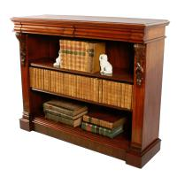 Pair of Victorian Open Bookcases (8 of 8)