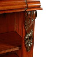 Pair of Victorian Open Bookcases (5 of 8)