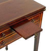 Sheraton Mahogany Patience Table (8 of 8)