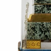 French Empire Marble & Ormolu Clock (8 of 11)