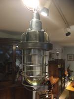 Military W^D Hanging Lamp