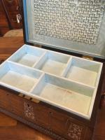 Rosewood Jewellery Box c.1890 (4 of 8)