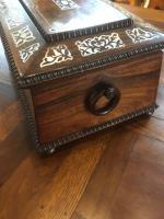 Rosewood Jewellery Box c.1890 (7 of 8)