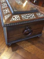 Rosewood Jewellery Box c.1890 (8 of 8)