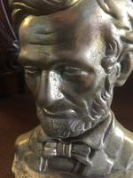 Pair of Abraham Lincoln Bookends (3 of 7)