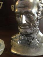 Pair of Abraham Lincoln Bookends (2 of 7)