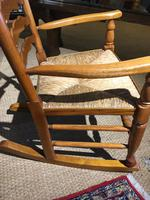 Country Ladder Back Rocking Chair (8 of 8)