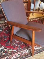 1960s Scandinavian Open Armchair (3 of 6)