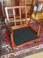 1960s Scandinavian Open Armchair (4 of 6)