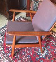 1960s Scandinavian Open Armchair (6 of 6)