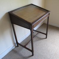 Oak Museum Cabinet C.1920 (2 of 5)