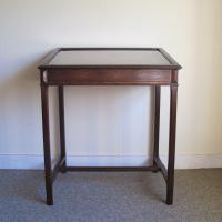 Oak Museum Cabinet C.1920 (5 of 5)