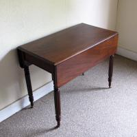 Mahogany Pembroke Table c.1850
