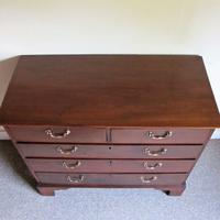 Mahogany Chest of Drawers (4 of 4)