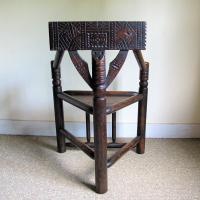 Oak Turners Chair c.1880 (5 of 5)