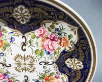 Superb New Hall Saucer Dish c.1815 (3 of 7)