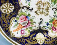 Superb New Hall Saucer Dish c.1815 (4 of 7)