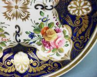 Superb New Hall Saucer Dish c.1815 (5 of 7)