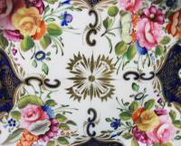 Superb New Hall Saucer Dish c.1815 (6 of 7)